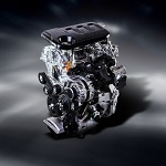 Kia's new 1.0-liter 'Kappa' engine