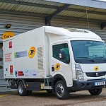 Renault Trucks Maxity Electric Hydrogen H2
