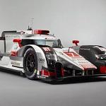 New Audi R18 e-tron Quattro
