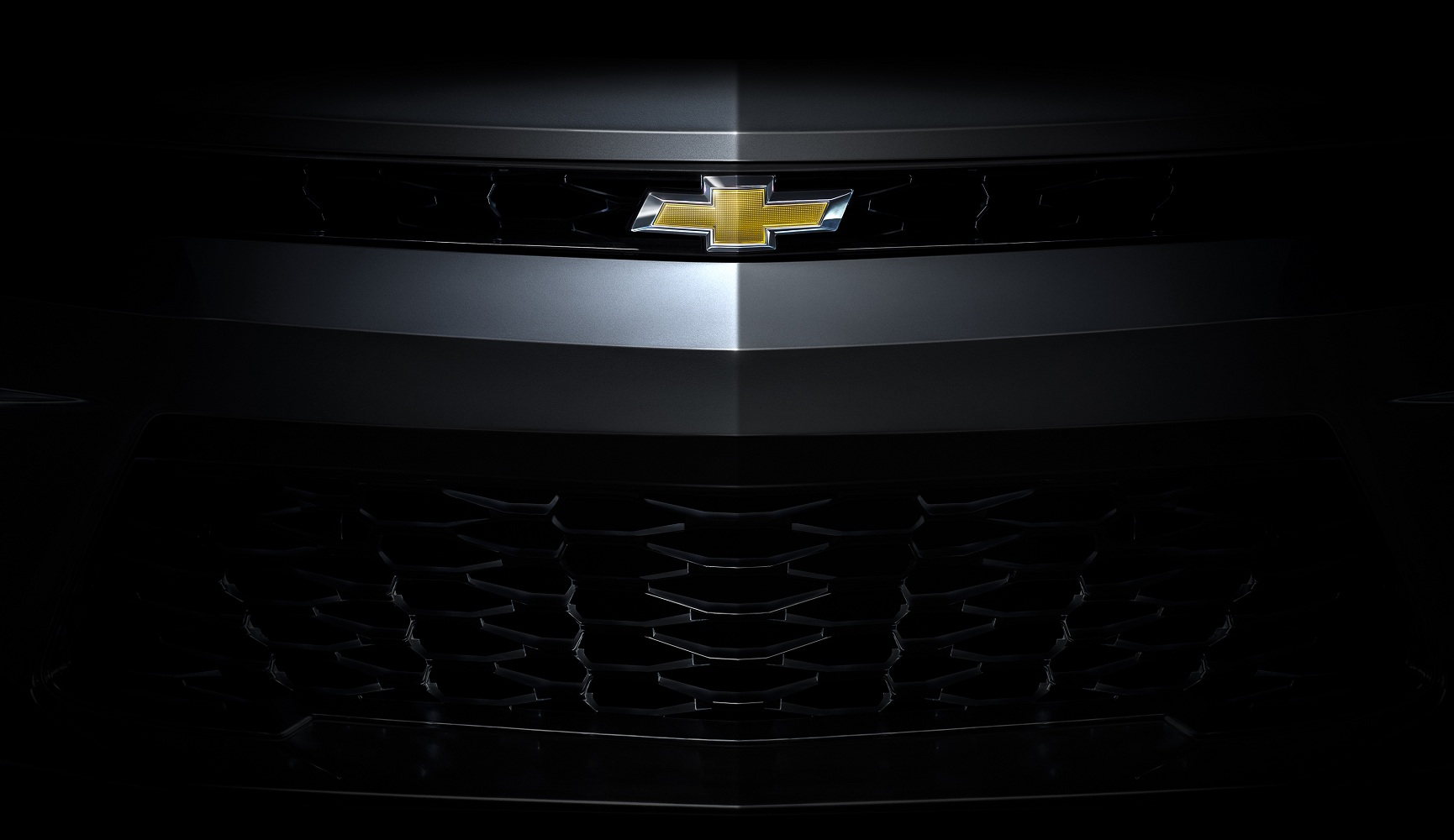 2016 Chevrolet Camaro front grille bars