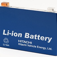 Hitachi Li-ion battery cell