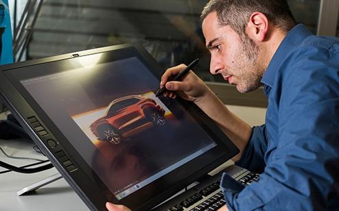 Outil de conception du concept car Seat 20V20