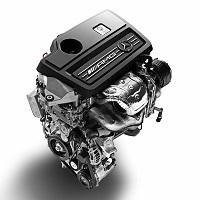 Mercedes-AMG 2 liter engine