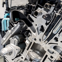 BMW Direct Water Injection Technology on 3-cylinder engine