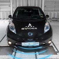 eVADER's prototype