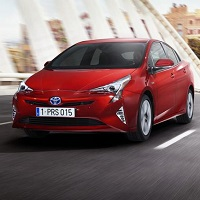 New toyota Prius 4th generation