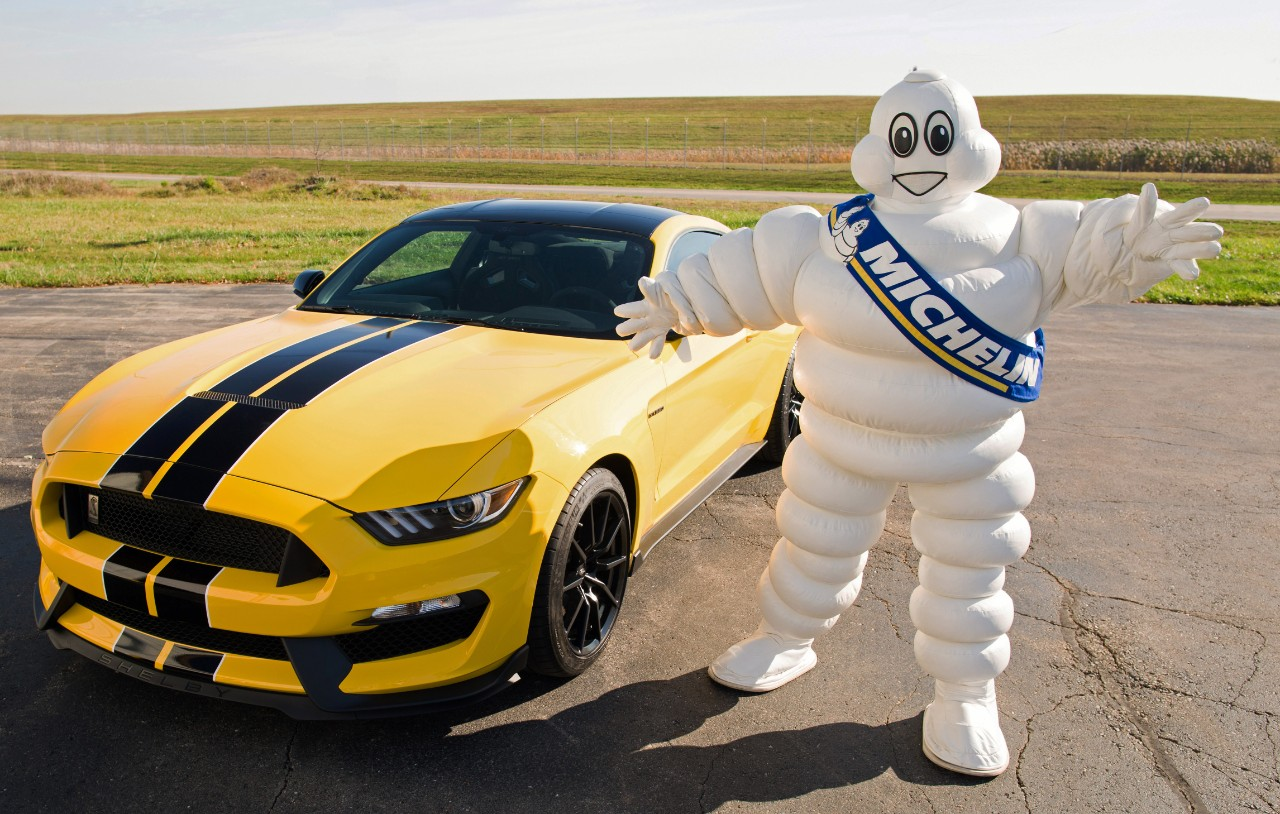 Ford and Michelin are entering into an official relationship for Ford Performance vehicles