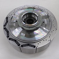 Rotor for the Honda i-DCD drive electric motor