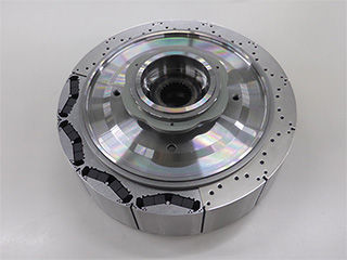 Rotor for the Honda i-DCD drive motor