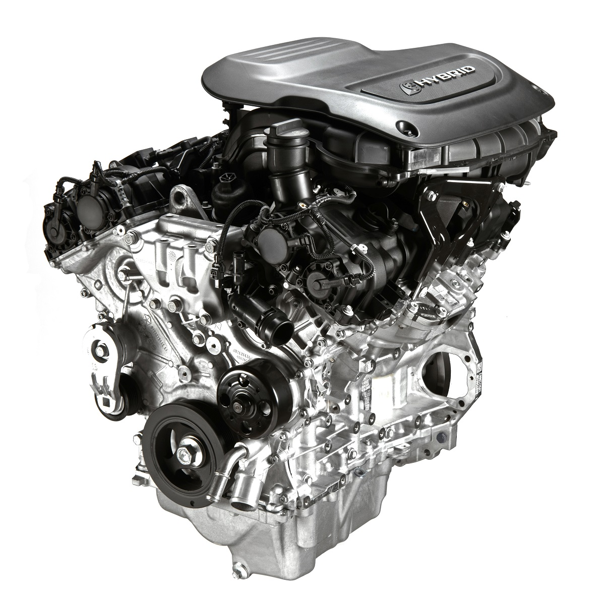 Chrysler Pacifica hybrid Pentastar engine