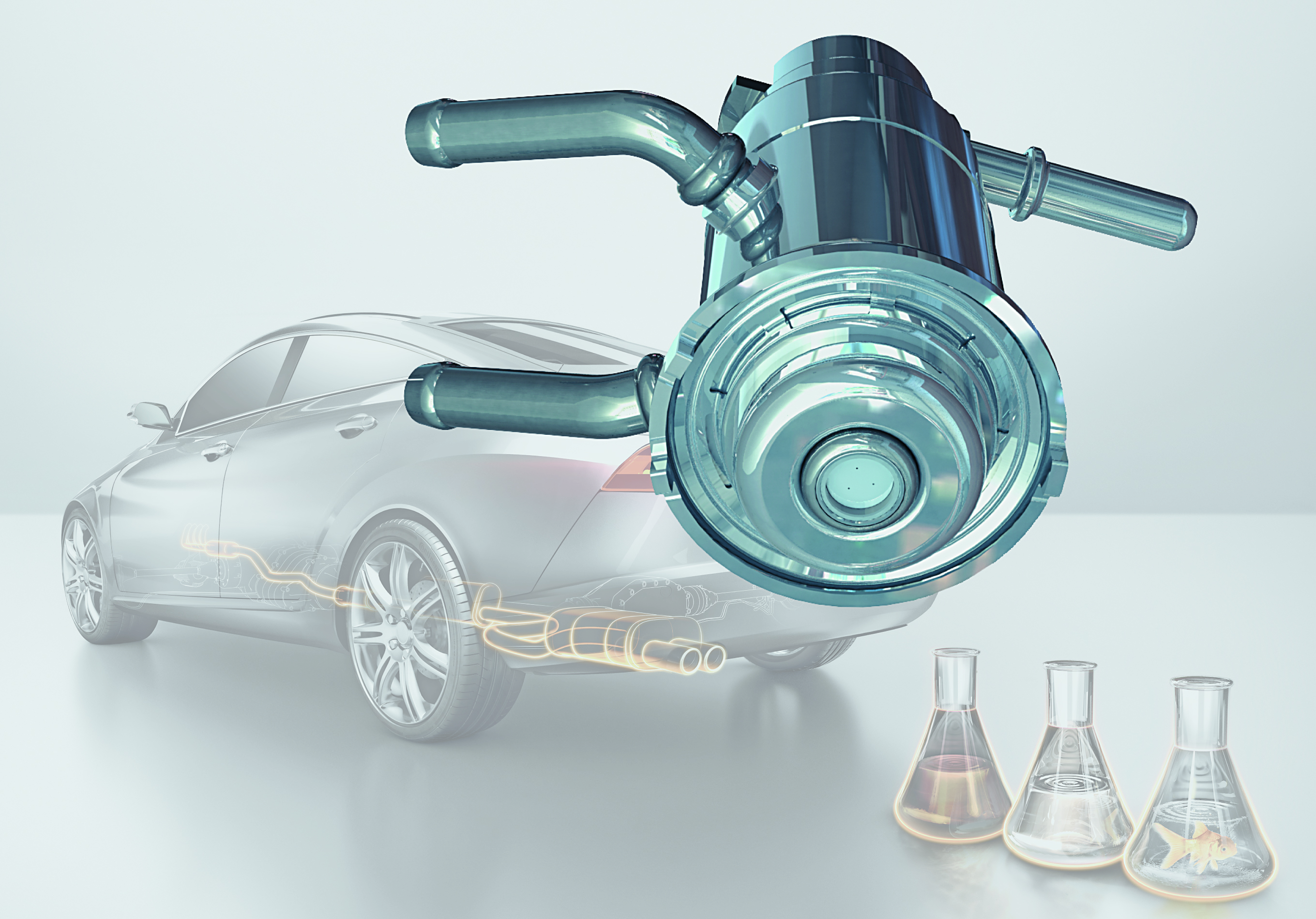 Water-cooled AdBlue® injection valve by Continental