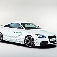 Schaeffler High Performance 48 Volt concept vehicle