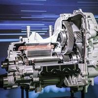 opel ampera-e 150kW electric motor