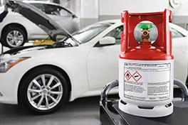Hyundai a annoncé qu'il utiliserait le gaz réfrigérant R1234yf dans la climatisation de toutes ses voitures d'ici à 2020