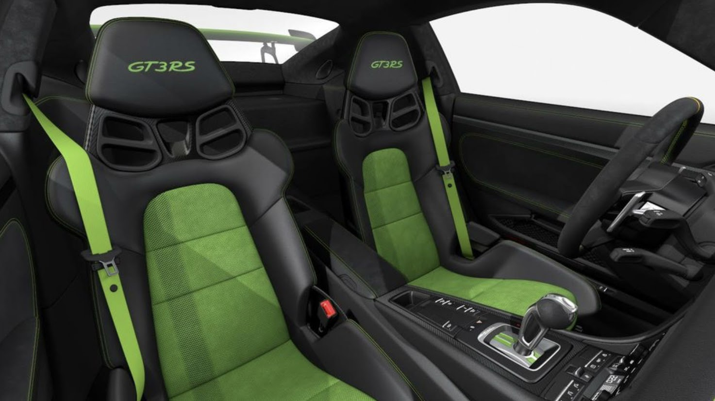 New Porsche 911 Gt3 And Gt3 Rs Full Bucket Racing Seats Review And Guide Car Engineer Learn Automotive Engineering From Auto Engineers