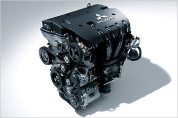 MIVEC 4B12 engine