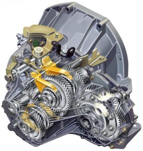 PK4 gearbox