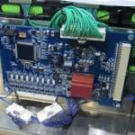 The Ricardo Voltage Temperature Balancing Module on the SmartBatt unit_200