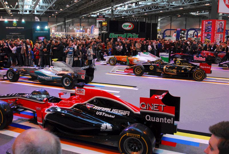 Autosport show
