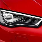 Audi LED lighting technology