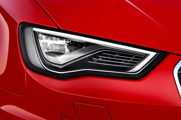 Technologie d'éclairage LED Audi