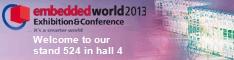 ETAS at Embedded world 2013