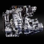 Honda 1.6L i-DTEC engine hot side
