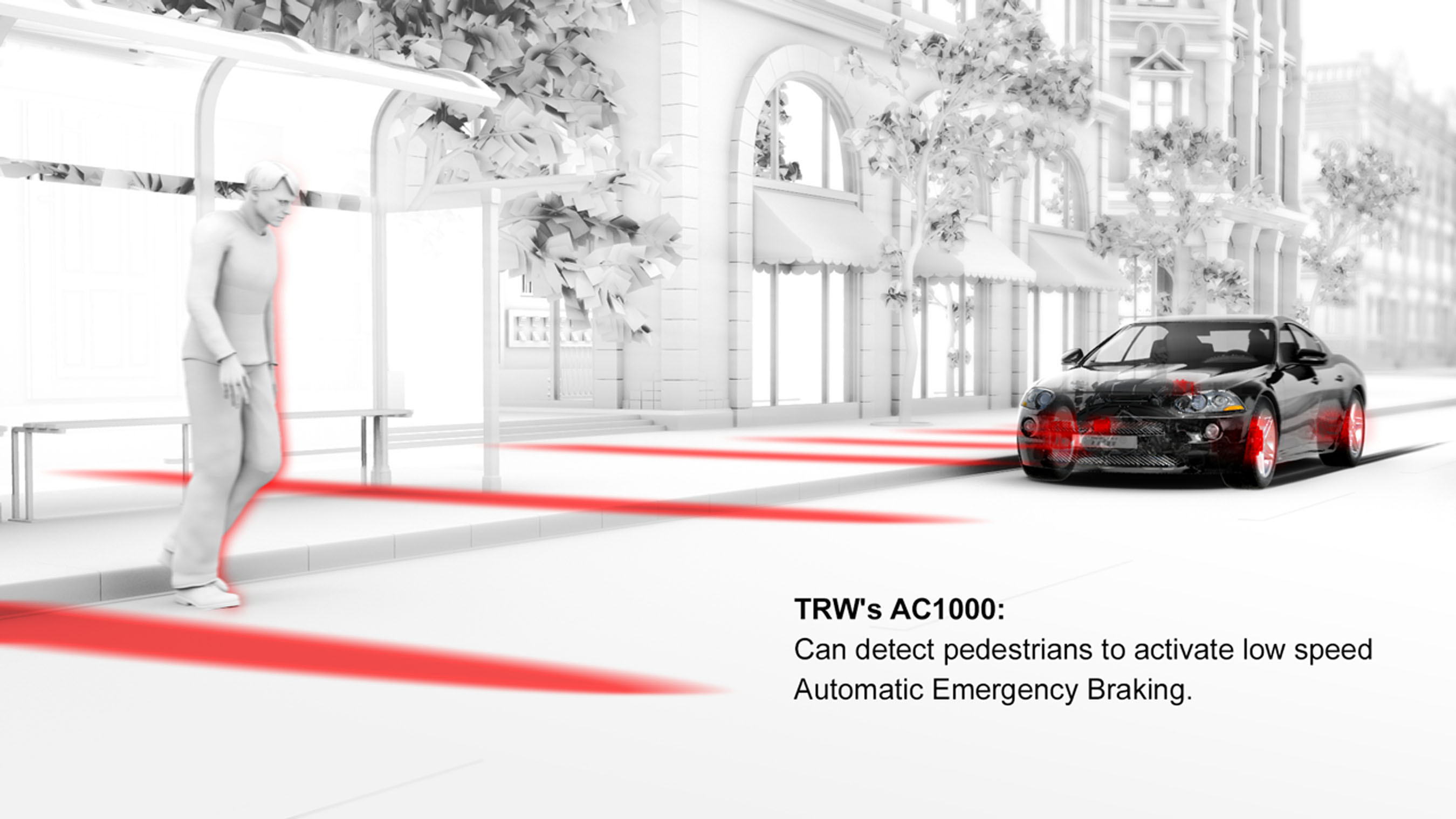 TRW AUTOMOTIVE HOLDINGS CORP. EURO NCAP