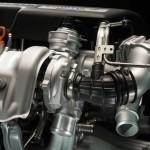 i-DTEC engine turbocharger