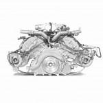 McLaren P1 engine