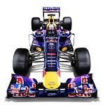 Red Bull RB9 Formula one Vettel
