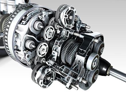 Renault EDC transmission