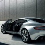 Advanced Zircotec coatings on Aston Martin One-77