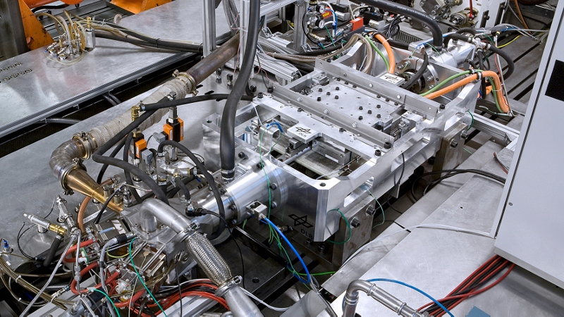 DLR free piston linear generator