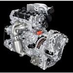 Nissan 2.5L supercharger hybrid powertrain