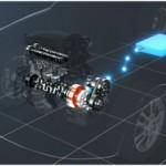 Nissan FF hybrid system