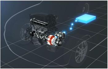 Système hybride Nissan