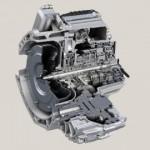ZF 9-speed transmission