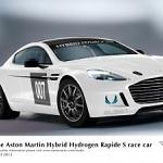 Aston Martin Hybrid Hydrogen