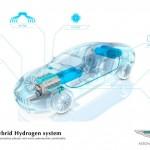 Aston Hybride Hydrogen System