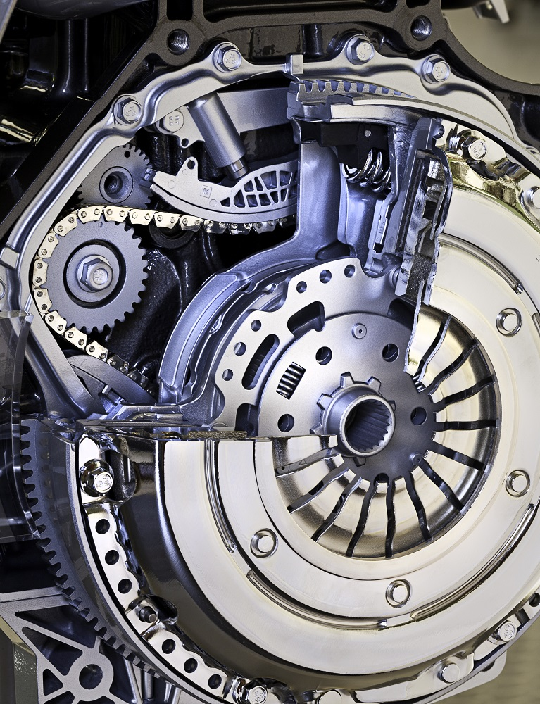 Opel 1.6 SIDI Turbo dual mass flywheel