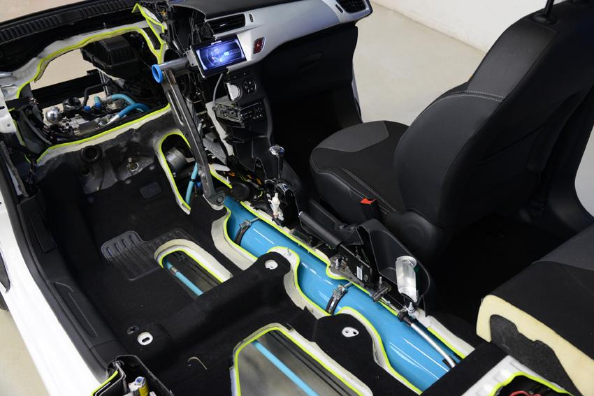 Hybrid air technology