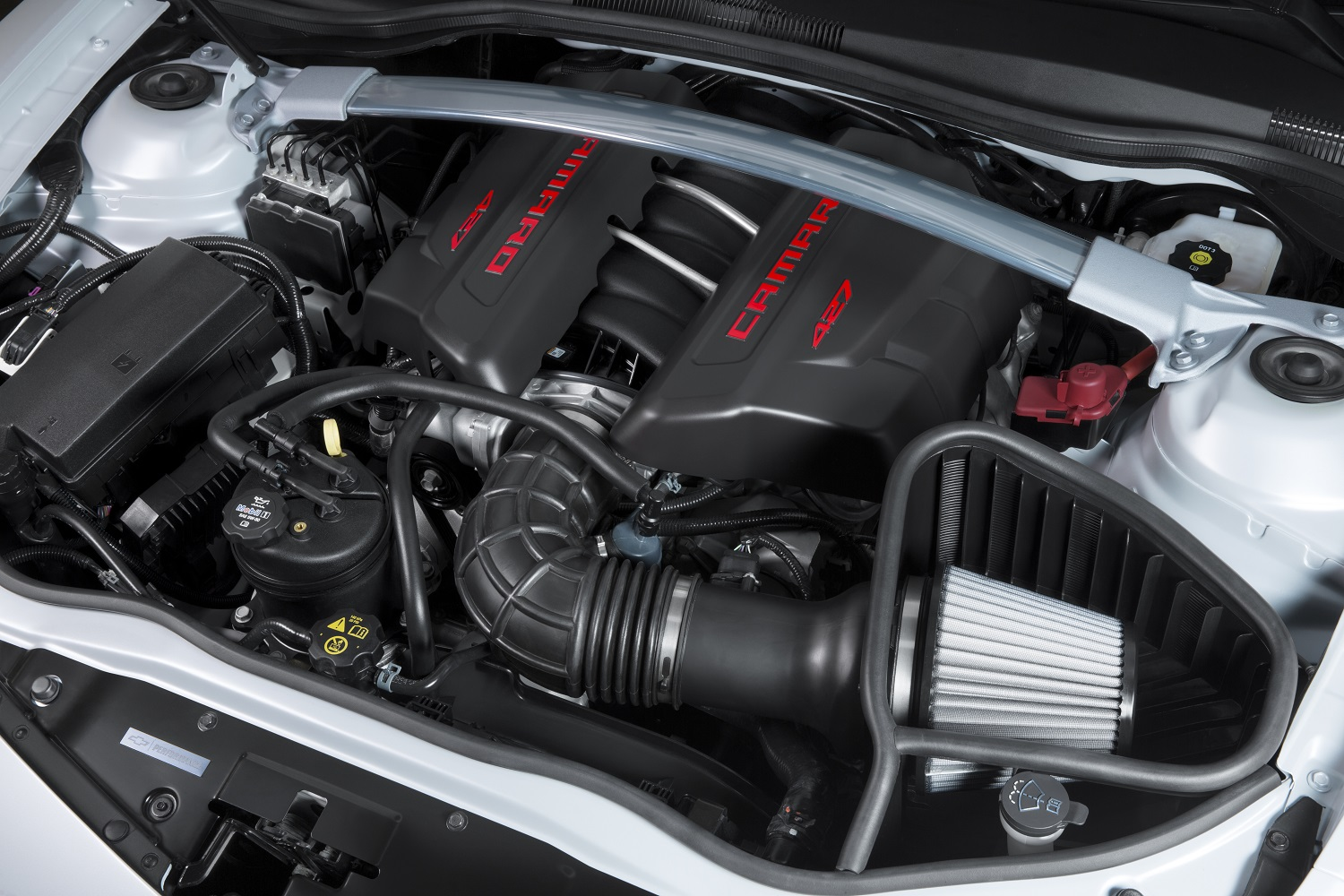 2014 Chevrolet Camaro Z28 engine