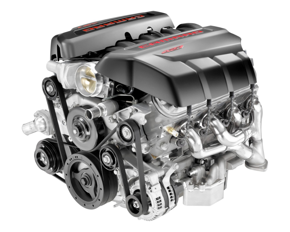 2014 GM V8LS7