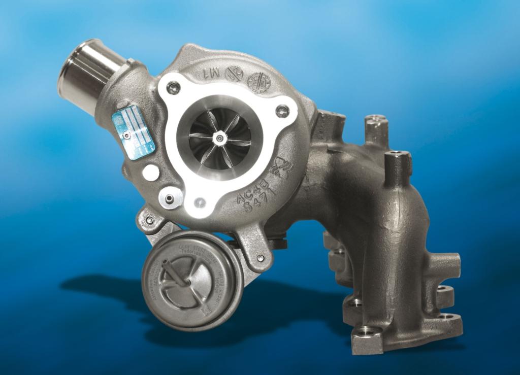 BORGWARNER HYUNDAI 1.6l gasoline direct injection engine
