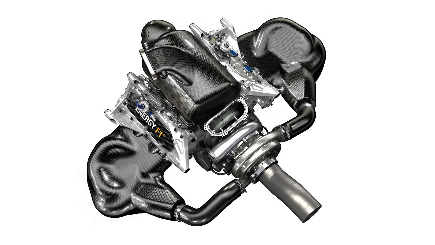 Energy F1-2014 Power-unit