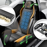 Seating controls for diverse electric adjustments