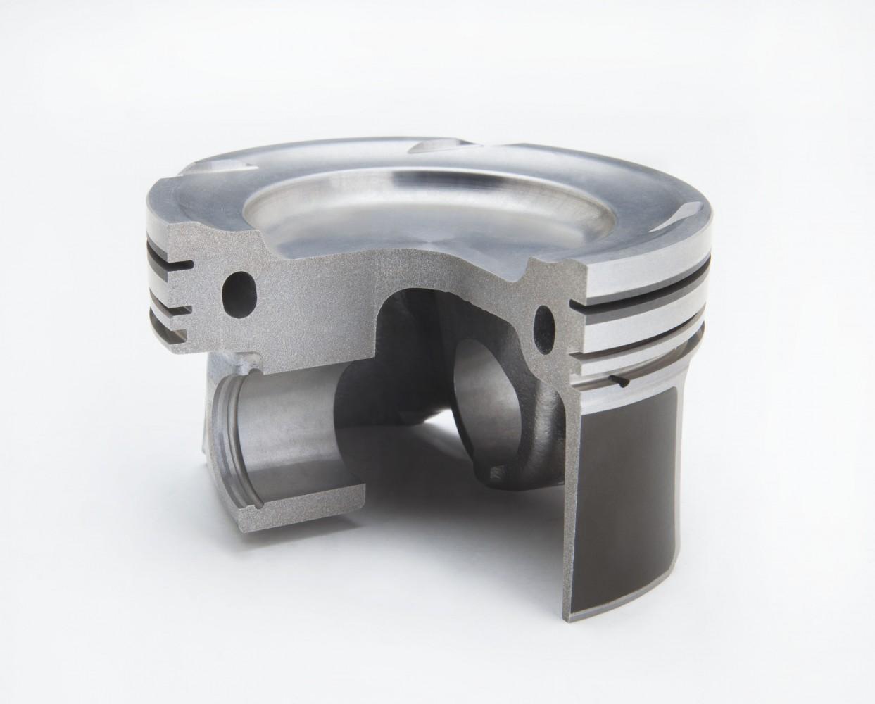 Manufactured Federal-Mogul piston