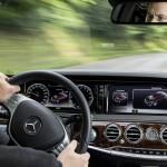 Mercedes-Benz S 500 PLUG-IN HYBRID 2013 dasgboard