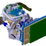 Hyboost engine concept